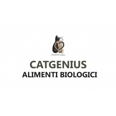 ORGANIC CATGENIUS CROQUETTES FOR HIGH BREED CATS KITTENS PUPPIES AND ADULTS